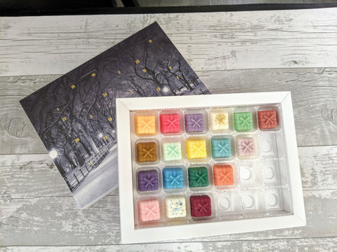 2019 Wax Melt Advent Calendar