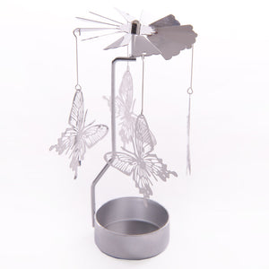 Tealight Spinner - Butterfly