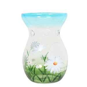 Tealight Wax Melter - Daisy