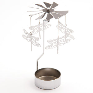 Tealight Spinner - Dragonfly