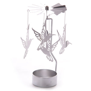 Tealight Spinner - Hummingbird