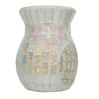 Tealight Wax Melter - Ice White