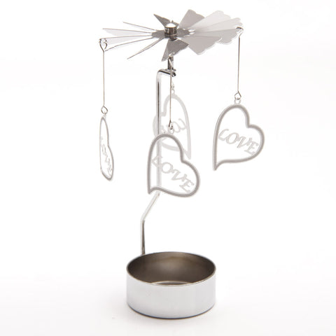 Tealight Spinner - Love