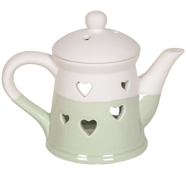 Tealight Wax Melter - Teapot