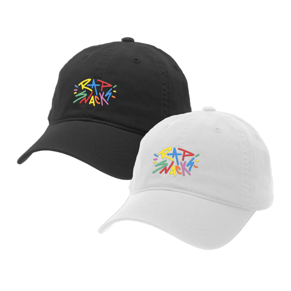 Retro Rap Snacks (Dad Hat)