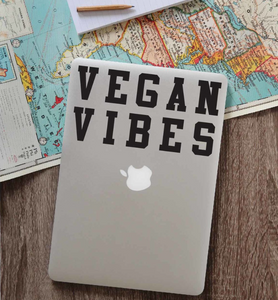 Vegan Vibes Premium Decals