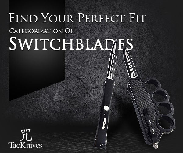 Types of switchblades