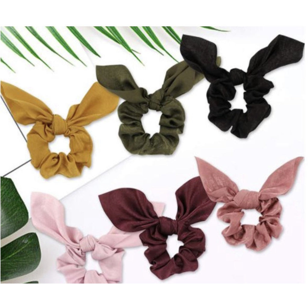 Scrunchies - Little Bird Designs