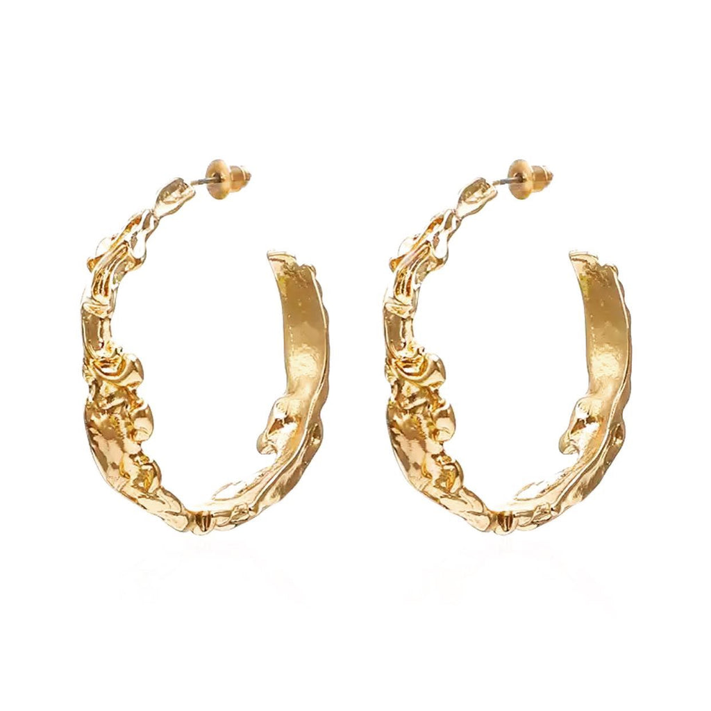 Helena Hoop Earrings - Little Bird Designs