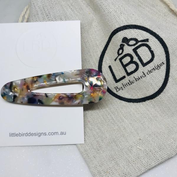 Kate Hair Clip - Little Bird Designs