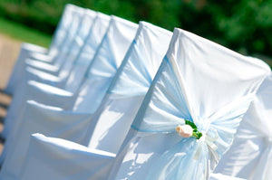 Standard Poly Chair Cover Rental