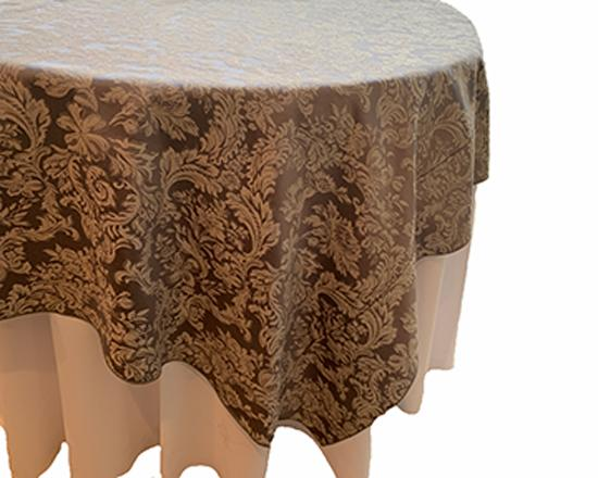 Damask Overlay Rental