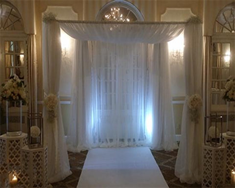 Draped Ceremony Canopy - Rental