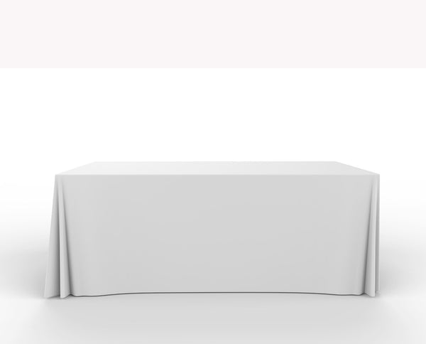 "30x96"" Banquet Cloth in White and Colors"