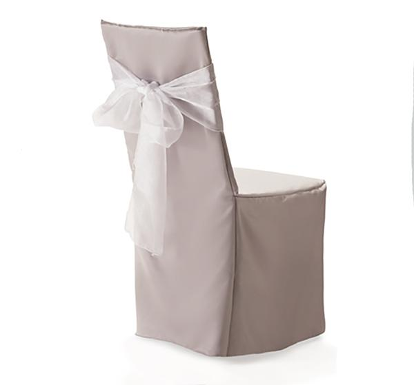 Organza Sash for Chairs