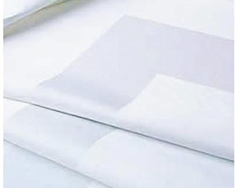 Case of Satin Band Heavy Cotton Napkins - 25 dozen