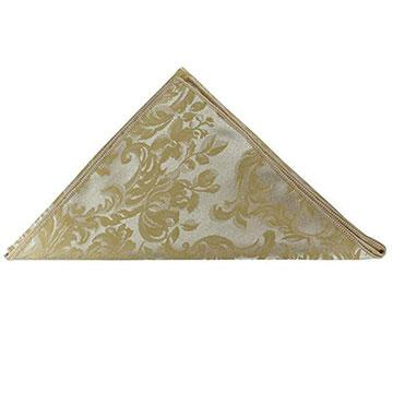 Case of Damask Napkins in Mandy Pattern - 35 Dozen