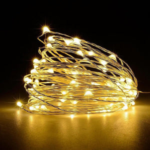 Led String Fairy Lights - Several Color Options