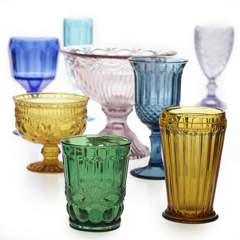 Vintage Glassware - 6pc Set