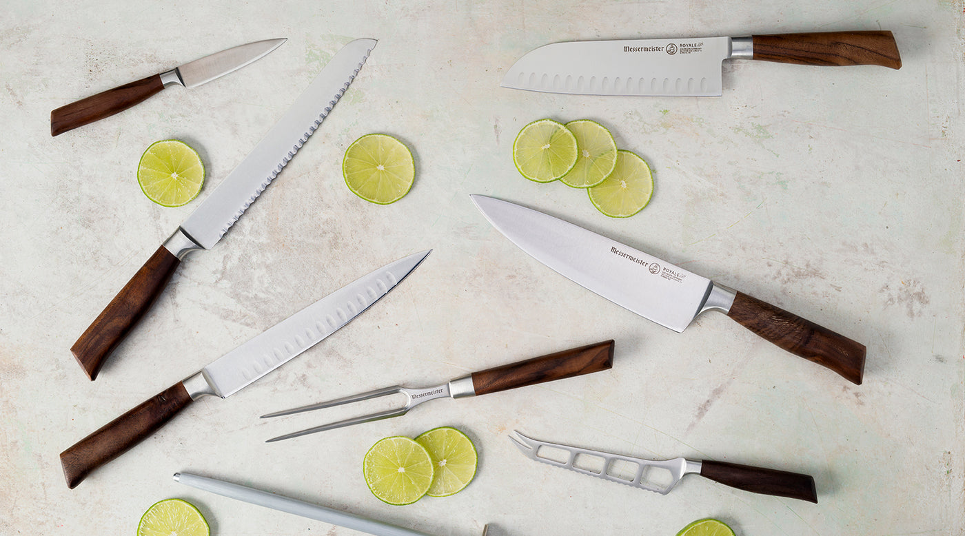 Messermeister | Forged Kitchen Knives | Culinary Tools | Knife Luggage