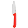 Petite Messer Red 5 Inch Chef's Knife