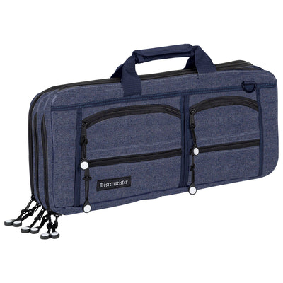 18 Pocket Denim Chef's Luggage_Side View