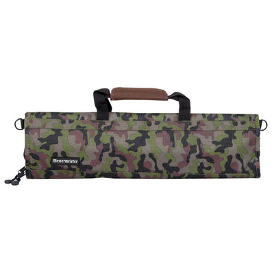 8 Pocket Padded Print Knife Luggage