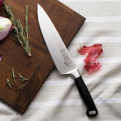 San Moritz Elité 8 Inch Stealth Chef's Knife_Rosemary