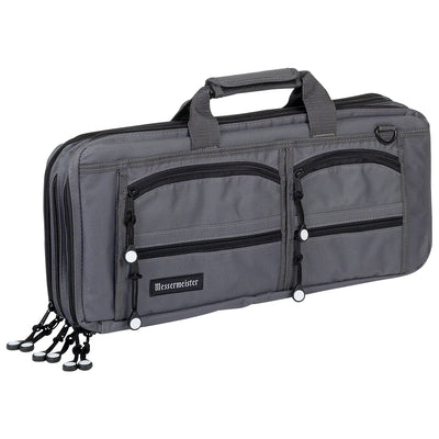 18 Pocket Meister Chef's Luggage_Front Pockets