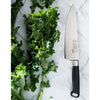 San Moritz Elité 8 Inch Stealth Chef's Knife_Kale