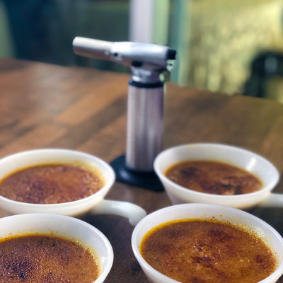 Cheflamme Culinary Torch_Creme Brulee_Pumpkin Spice
