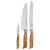 Oliva Elité 3 Piece Trio Set_Angle_Marble