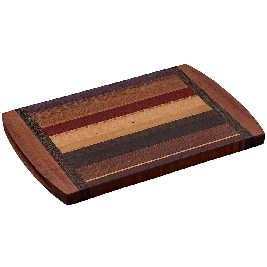 California-Made, Artisan Wood Cutting & Serving Board