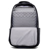 Chef Backpack_Front Open View_Heathered Gray Material