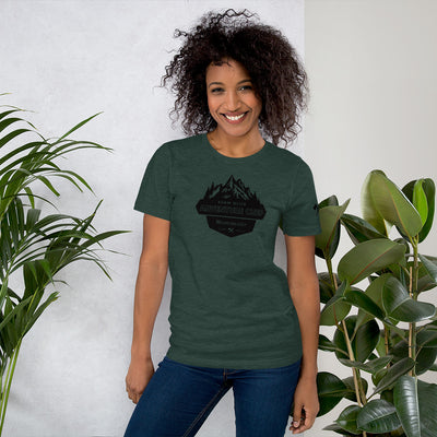 Adam Glick Adventure Chef T-Shirt_Woman_Plants