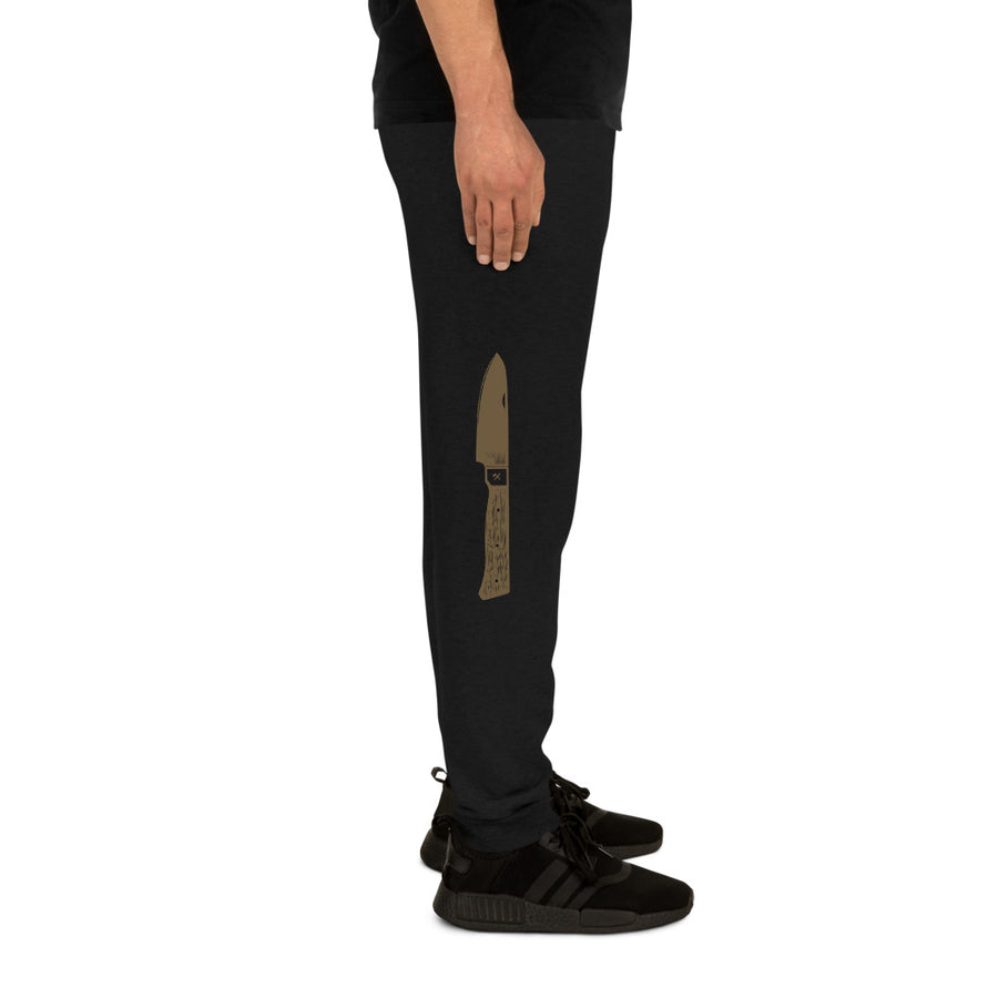 Folding Chef's Knife Unisex Joggers