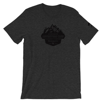 Adam Glick Adventure Chef T-Shirt_Dark Gray