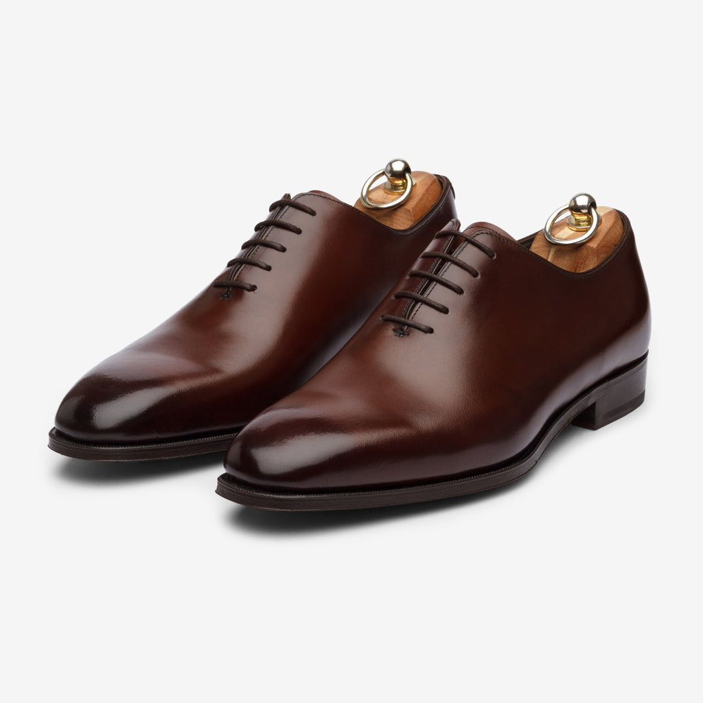 Wholecut Oxford - Goodyear Welted