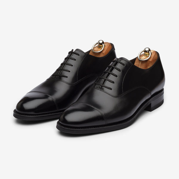 Straight Tip Oxford - Goodyear Welted
