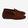 UNLINED LOAFER - CHOCOLATE