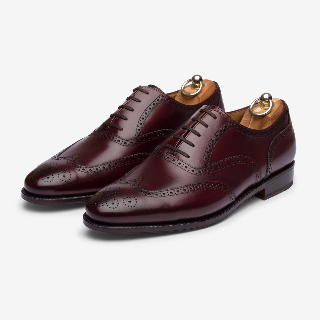 Wingtip Oxford - Goodyear Welted