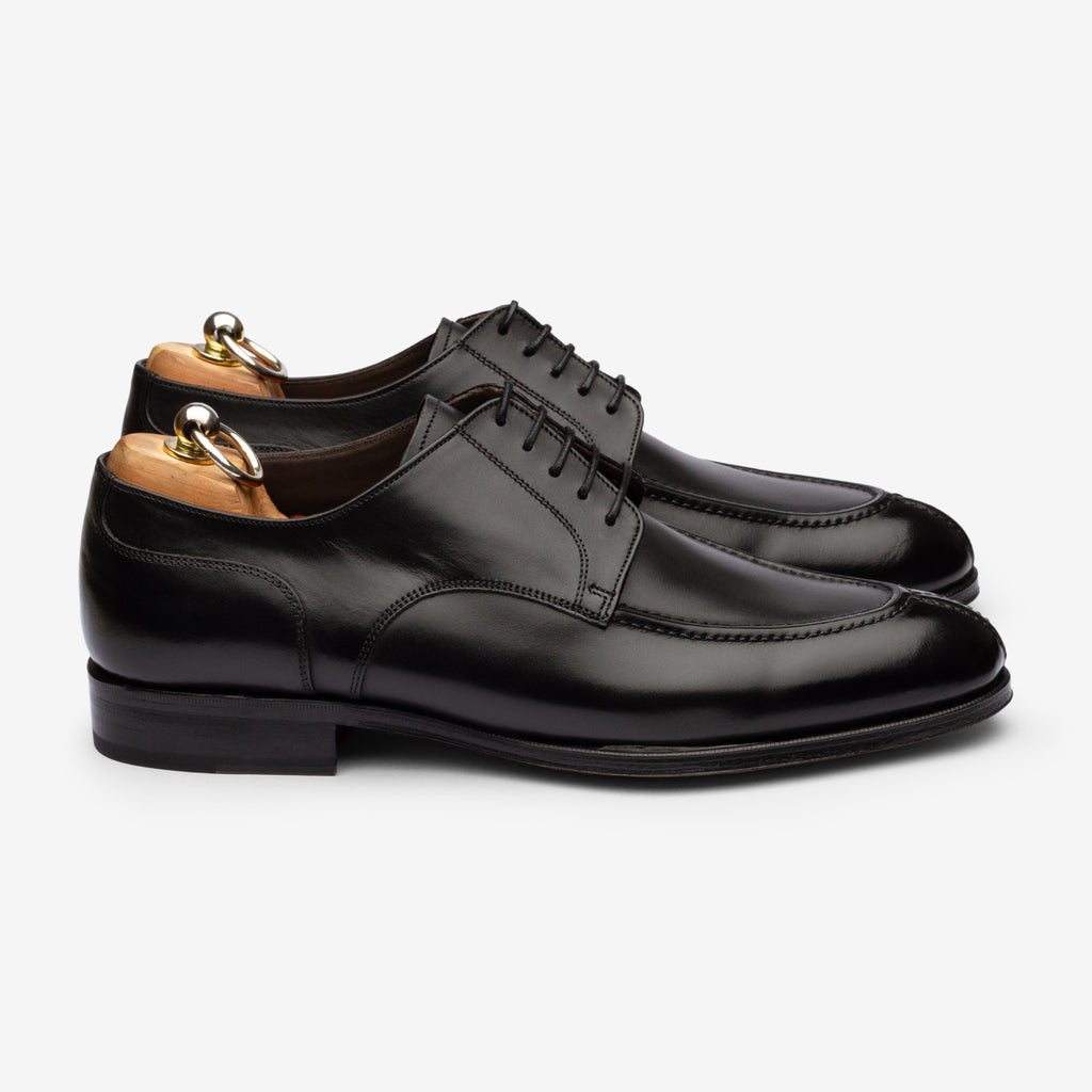 U-Tip Derby - Black