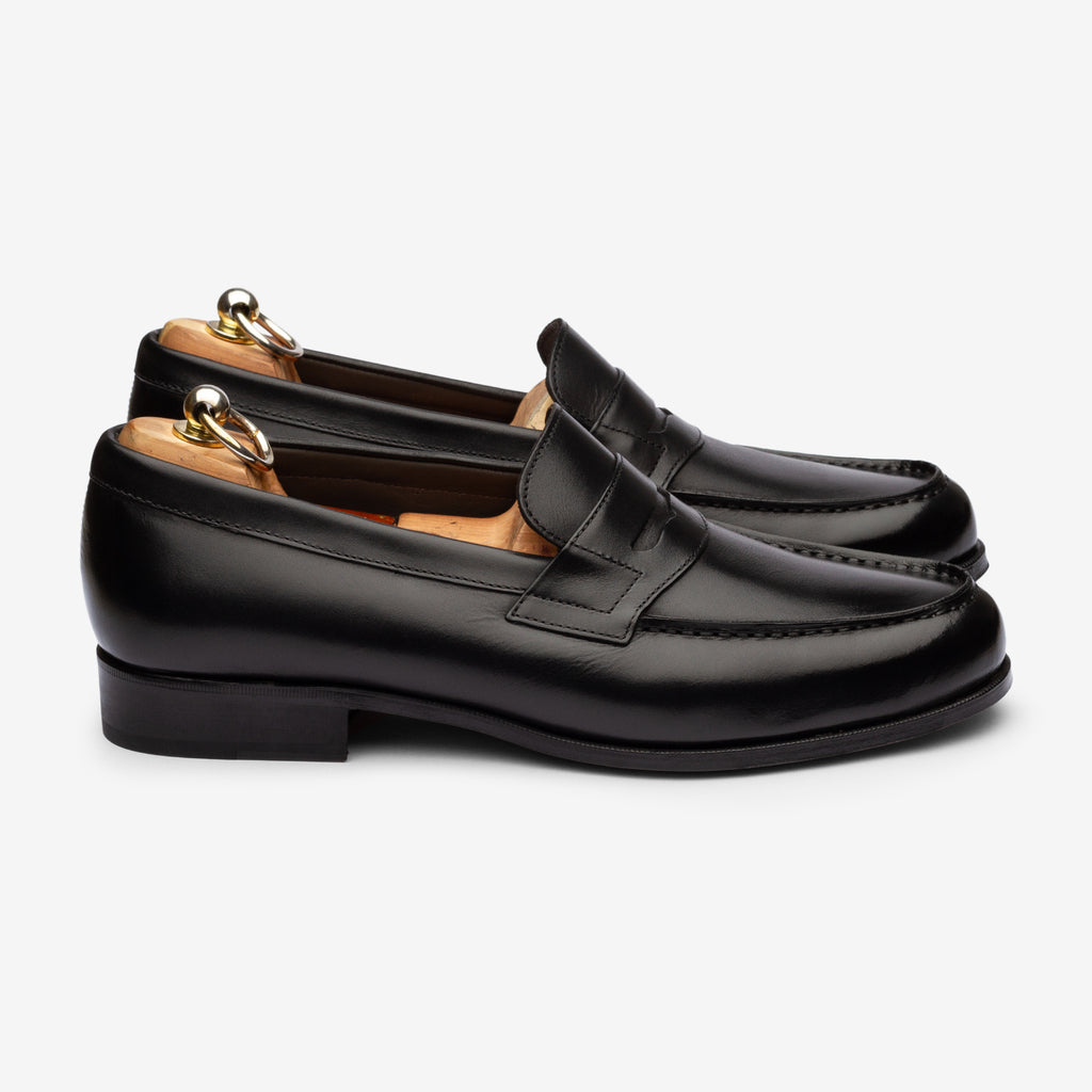 Moccasin - Black