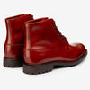 Field Boot in Rouge - Goodyear Welted
