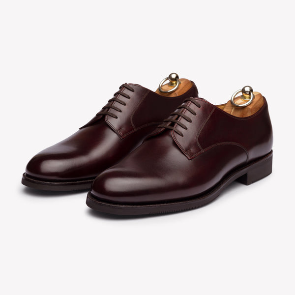 Plain Derby - Goodyear Welted