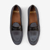 Belgian Loafer - Steel