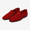 UNLINED LOAFER - CRIMSON