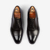 Straight Tip Oxford - Black