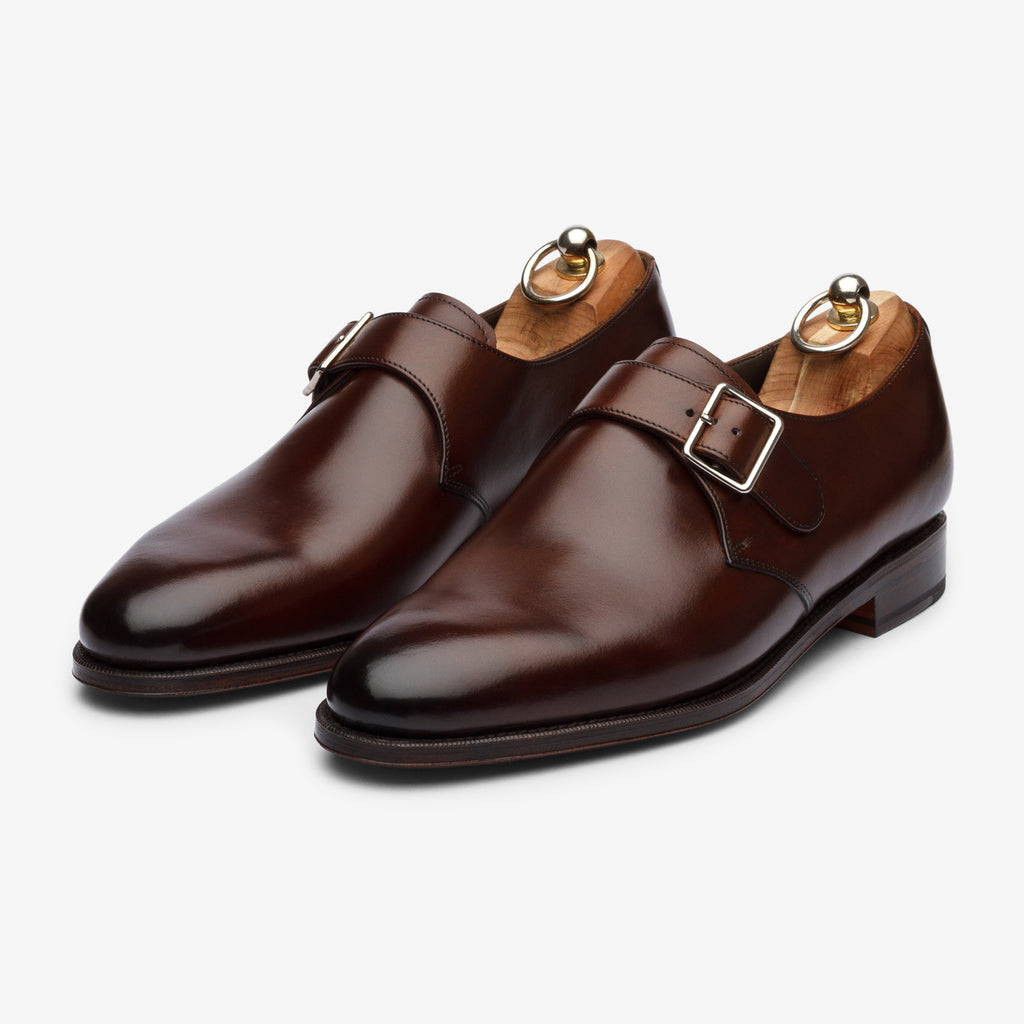 Single Monk - Goodyear Welted