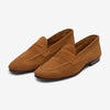 UNLINED LOAFER - CARAMEL